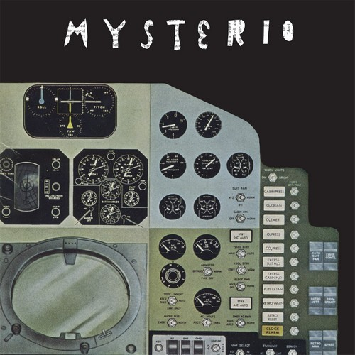 MYSTERIO - Mysterio (LP+CD Munster Records 2018)