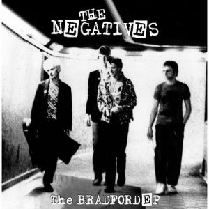 NEGATIVES, THE - The Bradford EP (EP Paramecium 1978,2015)