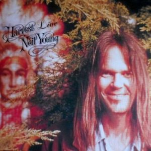 NEIL YOUNG - Harvest Live (LP,RE Swinging Dog 1973,2012)
