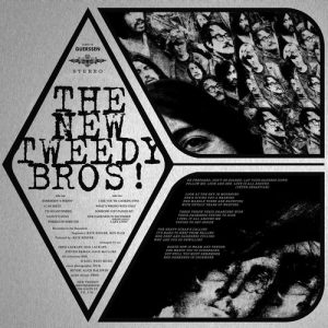 NEW TWEEDY BROS, THE - The New Tweedy Bros! (LP,RE Guerssen 1968,2017)