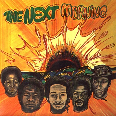 NEXT MORNING, THE - The Next Morning (LP,RE,RM Acid Nightmare 1971,2013)