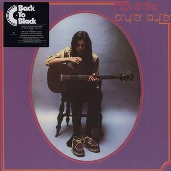 NICK DRAKE - Bryter Layter (LP,RE Island Back To Black 1970,2013)