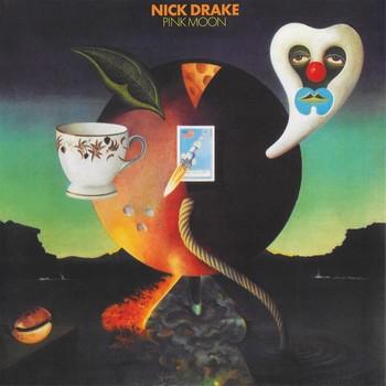 NICK DRAKE – Pink Moon (LP,RE Island Back To Black 1972,2013) 1