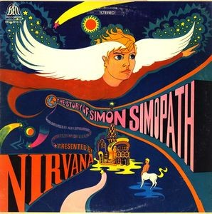 NIRVANA - Story of Simon Simopath (LP,RE Bell 1967,2014)