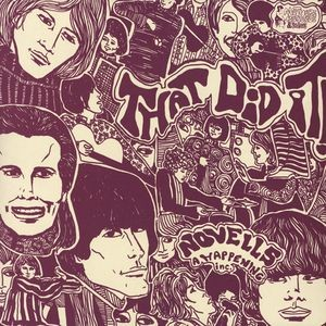 NOVELLS, THE - That Did It (LP,RE Sweet Dandelion 1968,2012)