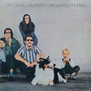 NUESTRO PEQUEÑO MUNDO - Uno x Uno (LP Movieplay 1970)