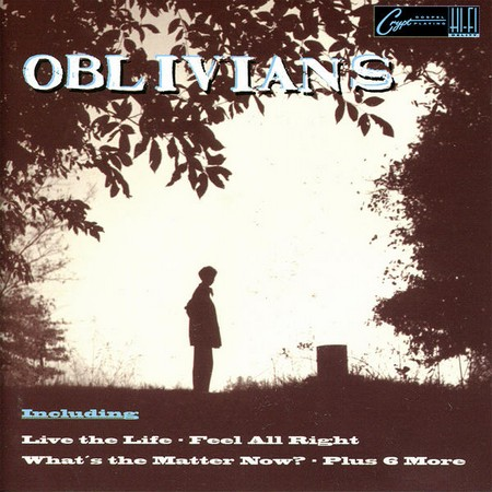OBLIVIANS - ...Play 9 Songs With Mr. Quintron (LP Crypt 1997)