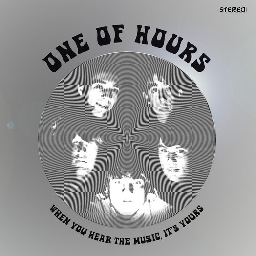 ONE OF HOURS - When You Hear the Music (LP Out·Sider 2019)