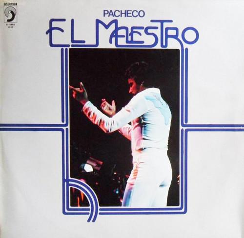 JOHNNY PACHECO – El Maestro (LP Discophon 1975,1977) 1