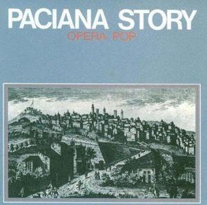PACIANA STORY - Opera Pop (LP Fu.Re.Ca. 1975)