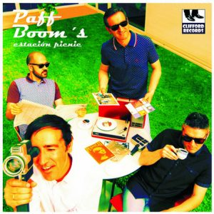 PAFF BOOM'S - Estación Picnic (EP Clifford 2015)