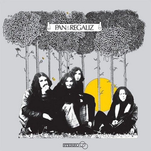 PAN & REGALIZ - Pan & Regaliz (LP,GF,RE Vinilisssimo 1971,2018)