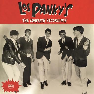 PANKY'S, LOS - Complete Recordings (LP Munster 1966,2017)