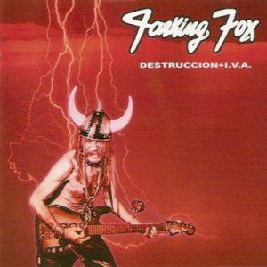 PARKING FOX - Destruccion+I.V.A (CD,CDROM Edivox 2005)