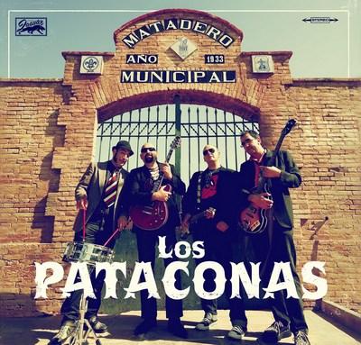 PATACONAS, LOS - Spanish Bandito (LP Discos Jaguar 2009)