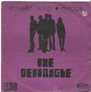 PENTANGLE, THE - Travellin' Song / Mirage (SG Movieplay 1969)