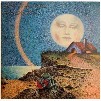 PEP LAGUARDA & TAPINERIA – Brossa D'Ahir (LP,RE DiscMedi Blau 1977,2017) 1