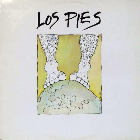 PIES, LOS – Los Pies (LP Fonomusic 1990) 1