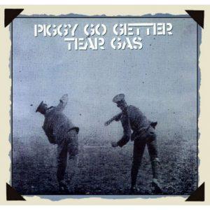 PIGGY GO GETTER - Teargas (LP,GF,RE HiFly Sound 1970,2015)