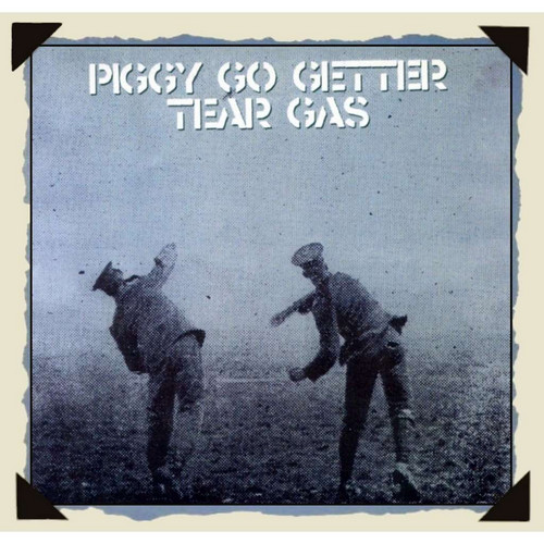 PIGGY GO GETTER - Teargas (LP,GF,RE HiFly Sound 1970,2015)