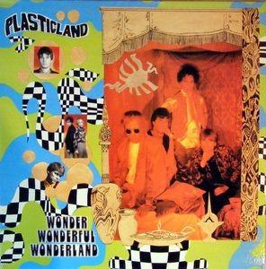 PLASTICLAND - Wonder Wonderful Wonderland (LP Victoria 1985)