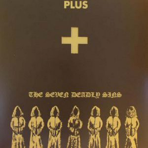 PLUS - The Seven Deadly Sins (LP,GF,RE Sagara Records 1970,2015)