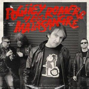POGÜEY ROMERO Y LOS MALASANGRE - Gato Negro / No Puedo Dormir (SG Devil Records 2017)