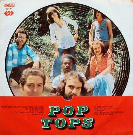 POP TOPS – Pop Tops (LP Orlador 1971) 1