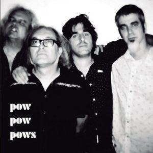 POW POW POWS - Pow Pow Pows (EP Tractor Rhythm 2016)