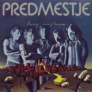 PREDMESTJE - Brez Naslova (LP,RE Atlantide 1977,2015)