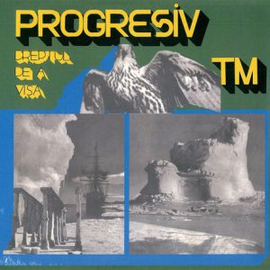 PROGRESIV TM - Dreptul de a Visa (LP,RE Granadilla Music 1976,2014)