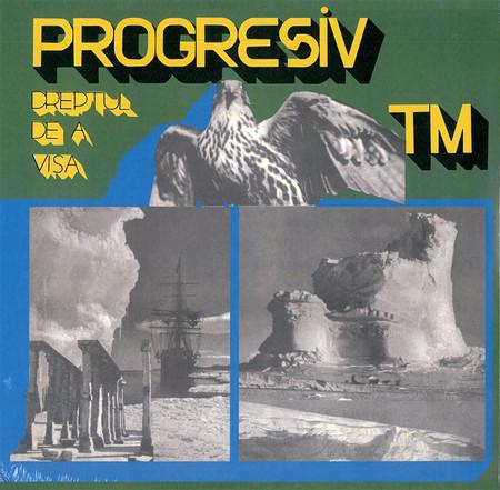 PROGRESIV TM - Dreptul de a Visa (LP,RE Granadilla Music 1976,2014)