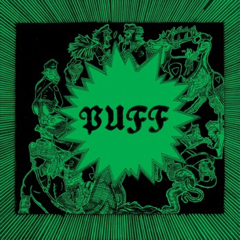 PUFF - Puff (EP,Green Burka For Everybody, Mongolic 2012,2015)