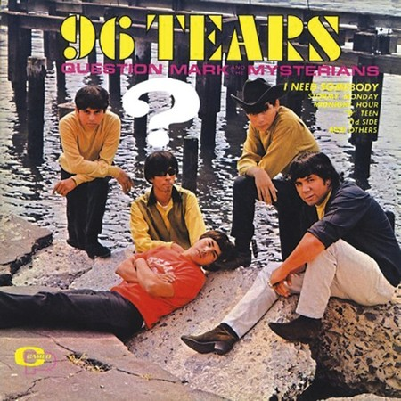 QUESTION MARK & THE MYSTERIANS - 96 Tears (LP,RE Cameo 1966)