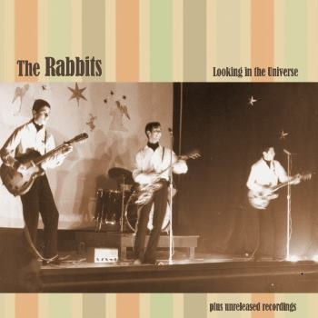RABBITS, THE - Looking in the Universe (LP B-Otherside 2016)