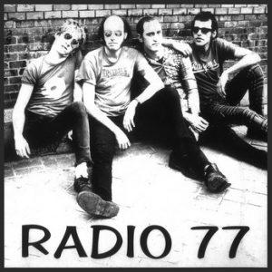 RADIO 77 - Terrorismo Juvenil (LP,RE Discos Regresivos 1995,2014)