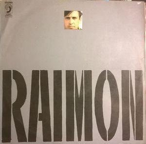 RAIMON - Raimon (LP Discophon 1971)