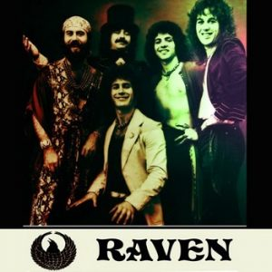 RAVEN - Who Do You See (LP,180g Golden Pavilion 1976,2013)