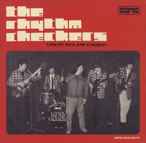 RHYTHM CHECKERS - Wild Raw Eurobeat 1966-67 (LP Groovie 2008)