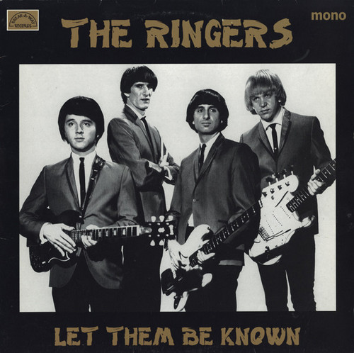 RINGERS, THE - Let Them Be Known (LP Break-A-Way 2001)