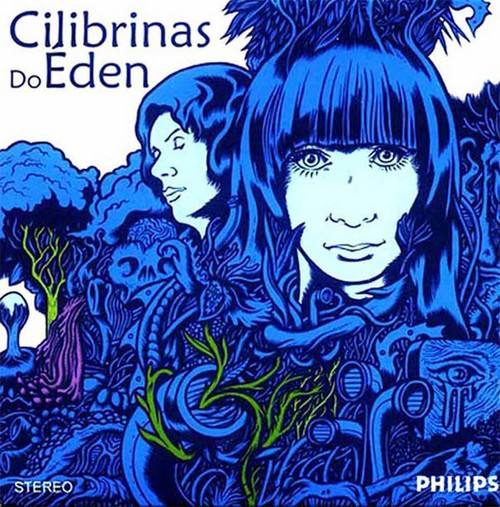 RITA LEE & LUCIA TURNBULL - Cilibrinas Do Eden (LP,RE Philips 1973,2010)