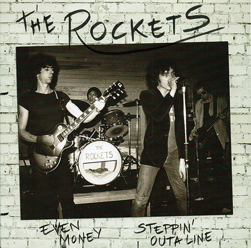 ROCKETS, THE - Even Money / Steppin' (SG Munster Records 2019)