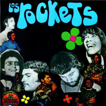 ROCKETS, LOS - Los Rockets (1965-68) (10i Electro Harmonix 2012)