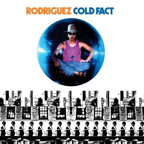 RODRIGUEZ - Cold Fact (LP,RE,White Sussex 1970,2008)