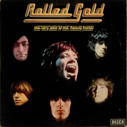 ROLLING STONES, THE - Rolled Gold. The Very Best of (2LP Decca 1975)