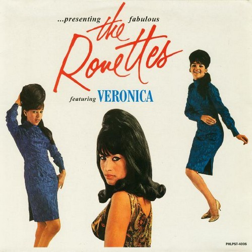 RONETTES, THE - Presenting the Fabulous Ronettes (LP,RE Philles Records 1964)