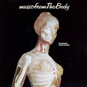 RON GEESIN & ROGER WATERS - Music From the Body (LP Emi Harvest  1970,1974)