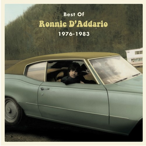 RONNIE D'ADDARIO - Best Of 1976-1983 (LP You Are The Cosmos 2017)