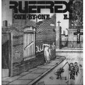 RUEFREX - One By One EP (EP,RE Paramecium 1979,2013)
