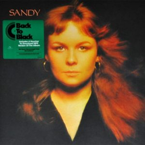 SANDY DENNY - Sandy (LP,RE,GF,180g Universal Back to Black 1972,2013)